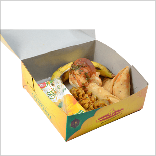 Custom Wholesale Lunch Boxes Packaging