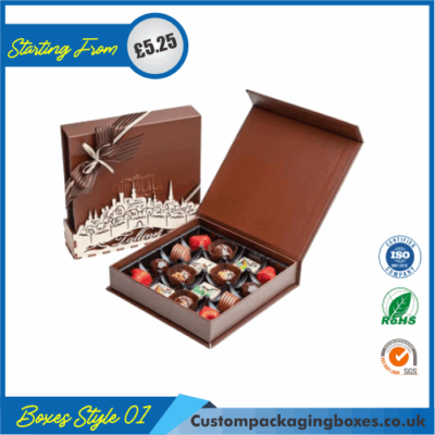 Luxury Chocolate Boxes 01