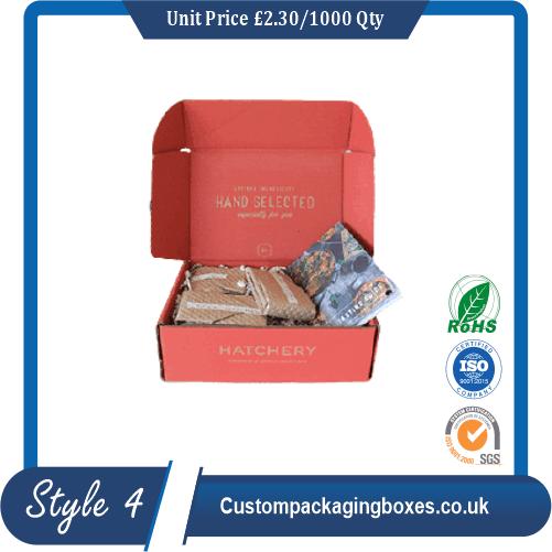Luxury Chocolate Boxes