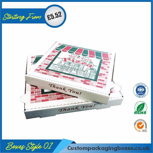 Luxury Pizza Boxes 01