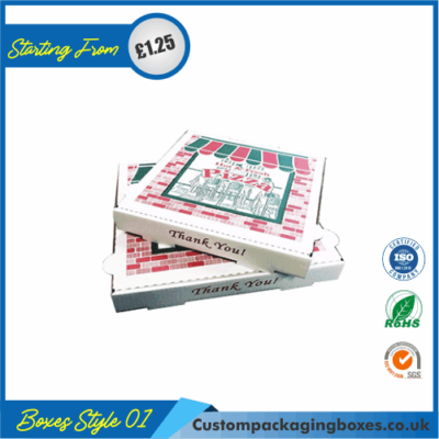 Luxury Pizza Boxes 01
