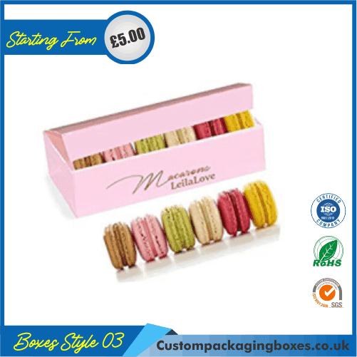 Macaron Packaging Boxes 02
