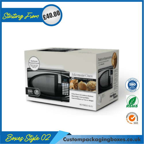 Microwave Oven Packaging Boxes 02