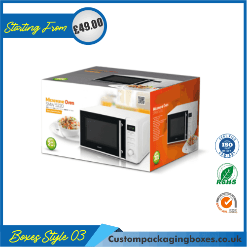 Microwave Oven Packaging Boxes 03