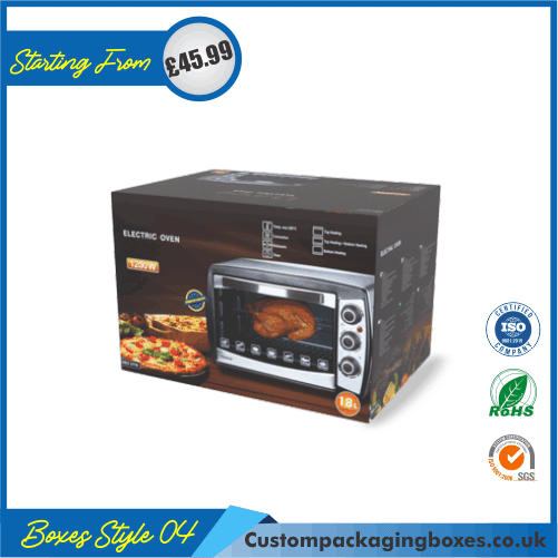 Microwave Oven Packaging Boxes 04