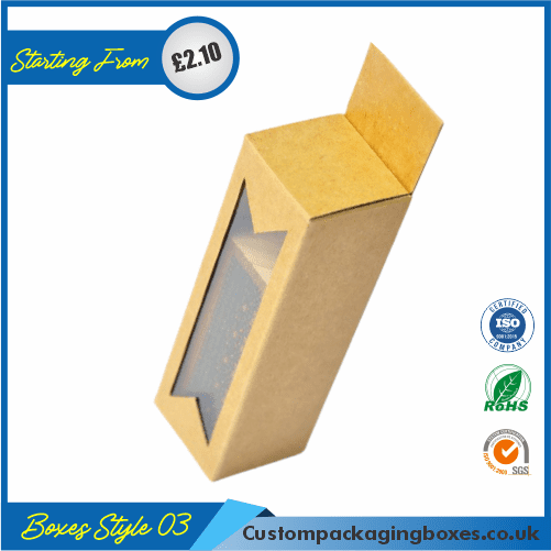 Packaging Boxes with Window 03