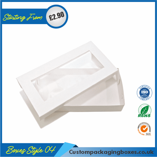 Packaging Boxes with Window 04