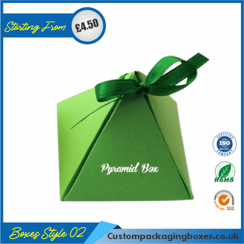 Personalized Pyramid Favor Box 02