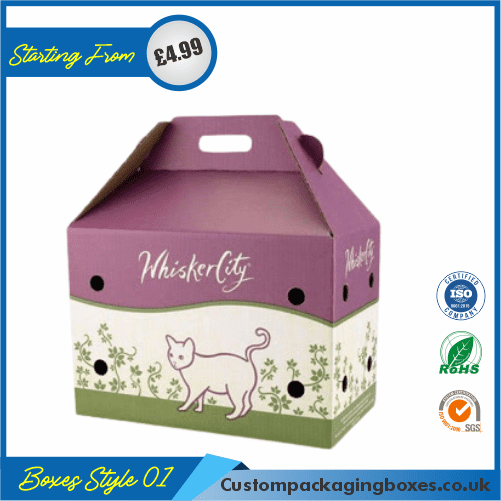 Pet Packaging Boxes 01