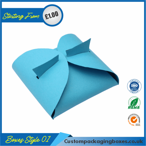 Pillow Paper Gift Boxes 01