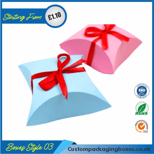 Pillow Paper Gift Boxes 03