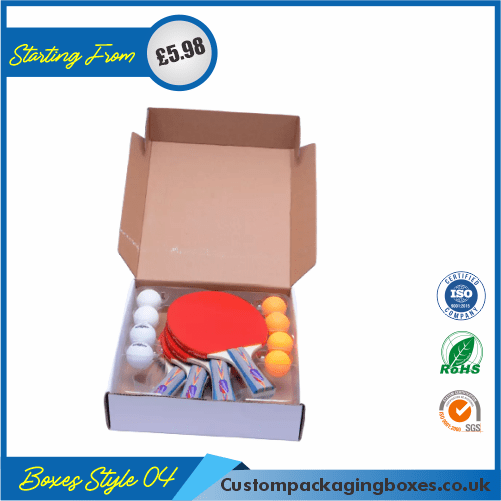 Ping Pong Packaging Boxes 04