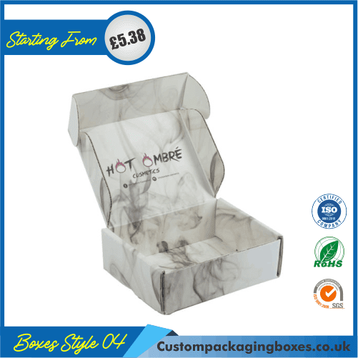 Printed Cosmetic Packaging Boxes 04