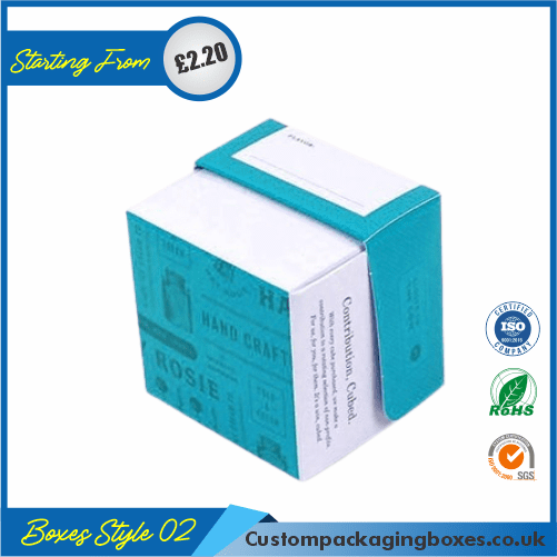 Printed Cream Packaging Boxes 02