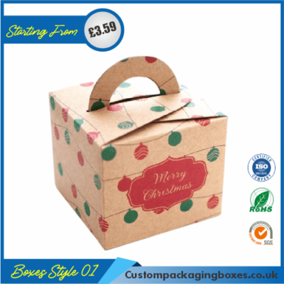 Printed Kraft Gift Boxes Packaging01