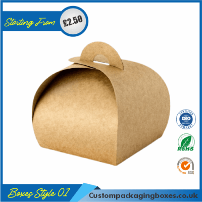 Printed Kraft Packaging Wholesale Boxes 01