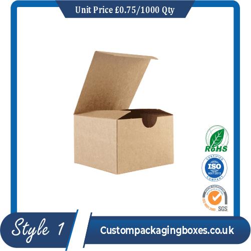 Printed Kraft Packaging Wholesale Boxes