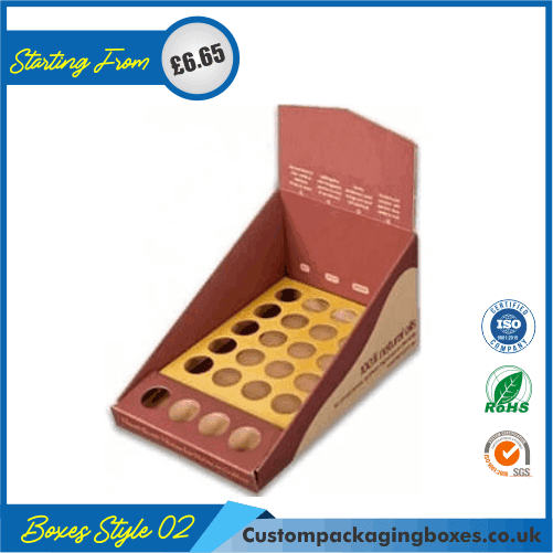 Printed Lip Balm Packaging Boxes 02