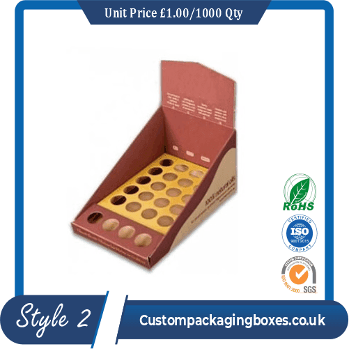 Printed Lip Balm Packaging Boxes