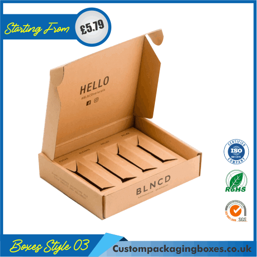 Printed Lip Gloss Packaging Boxes 03