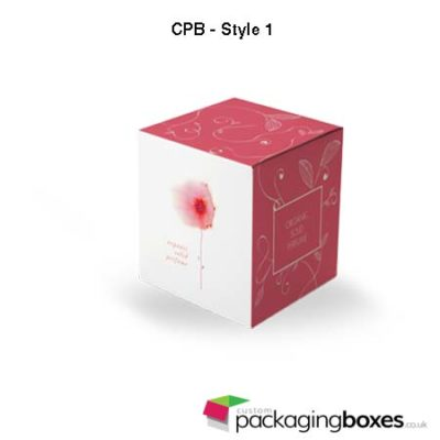 Printed Makeup Packaging Boxes