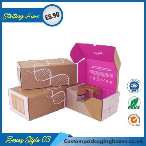 Printed Perfume Packaging Boxes 03