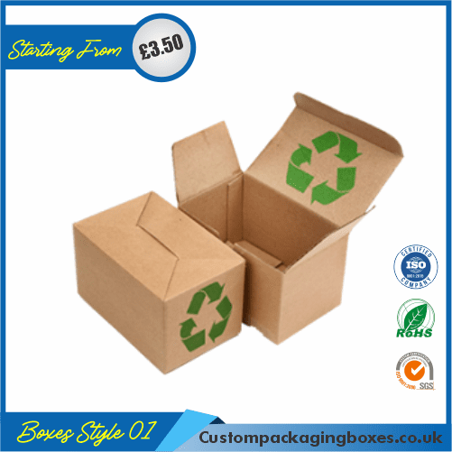 Recycling Packaging Boxes 01