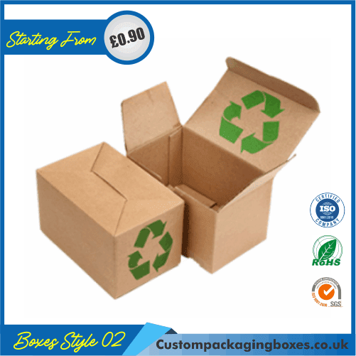 Recycling Packaging Boxes 02