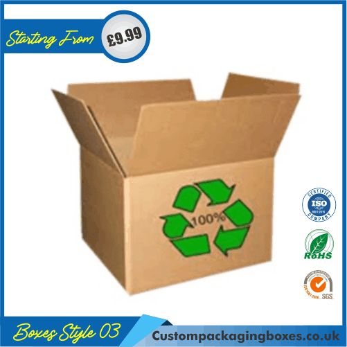 Recycling Packaging Boxes 03