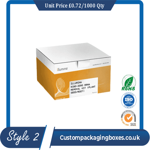 Research Diagnostic Packaging Boxes
