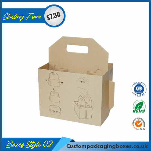 Restaurant Take Away Boxes 02