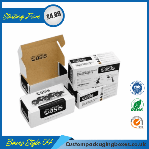 Shipping Auto Parts Packaging Boxes 04