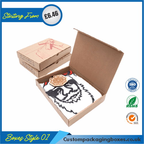Shirt Packaging Boxes 01
