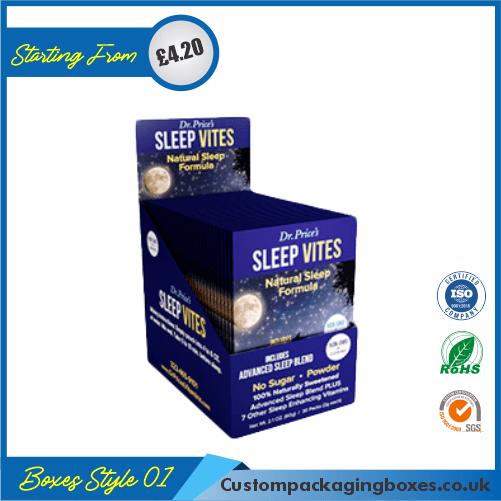 Sleep Serum Packaging Boxes 01