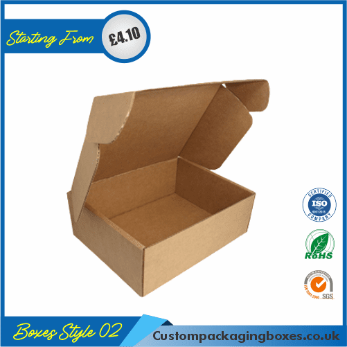 Slotted Packaging Boxes 02