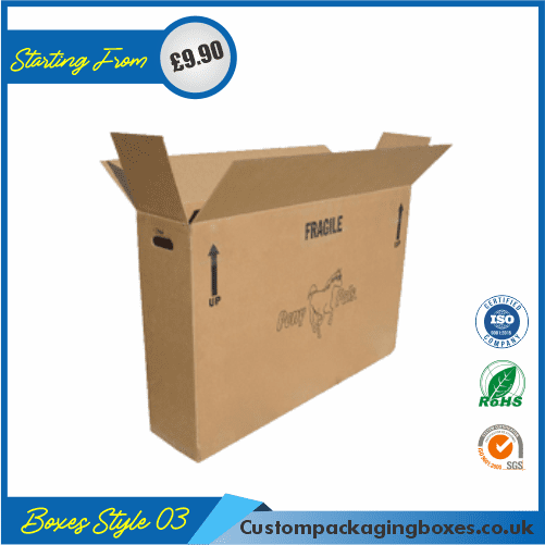 Slotted Packaging Boxes 03