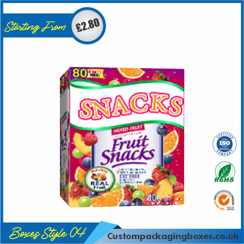 Snacks Packaging Boxes 04