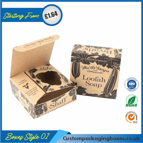 Soap Flip Packaging Boxes 01