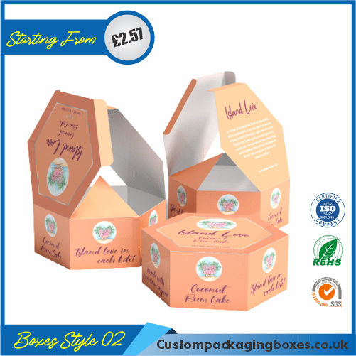 Soap Hexagon Packaging Boxes 02