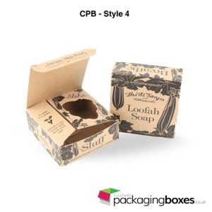 Soap Packaging Boxes