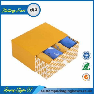 Socks Packaging Boxes 01