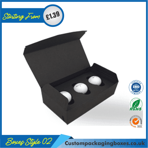 Sports Insert Packaging Boxes 02