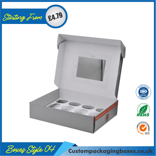 Sports Insert Packaging Boxes 04