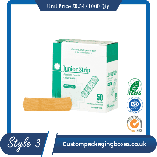 Tower Bandage Packaging Boxes