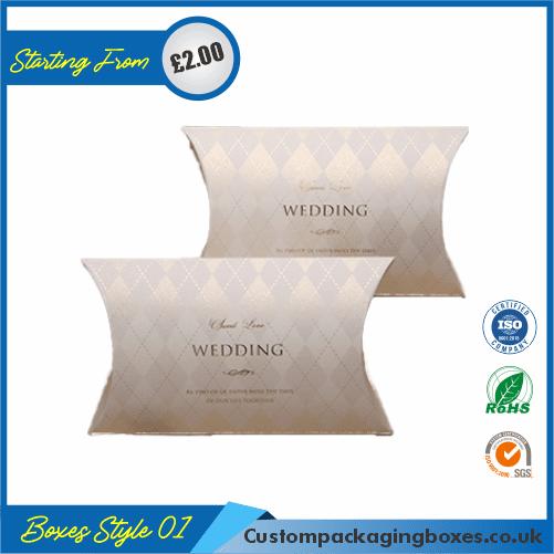 Wedding Gift Pillow Boxes 01