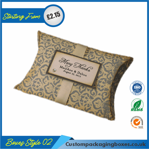 Wedding Gift Pillow Boxes 02