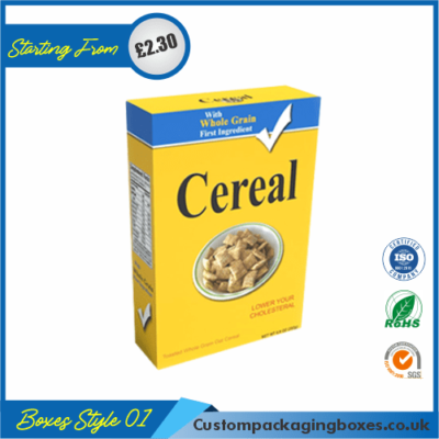 Whole Grain Cereal Boxes 01