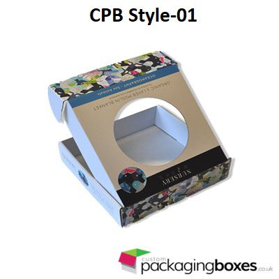 Window Corrugated Packaging Boxes 1
