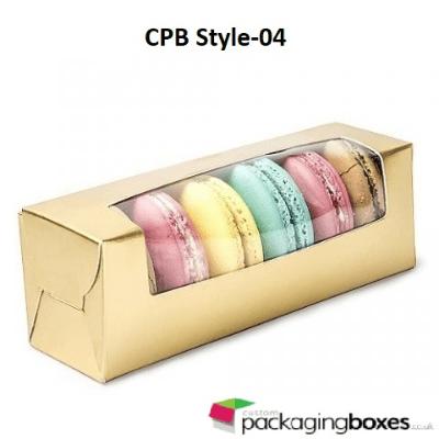 Window Dessert Packaging Boxes 4