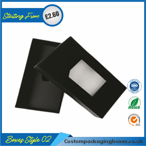 Window Die Cut Insert Boxes 02